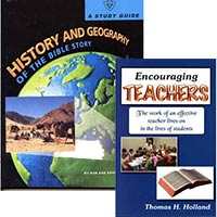 Teacher's Study Books