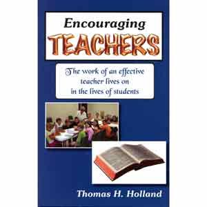 Encouraging Teachers