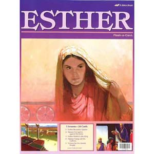 Esther Flash-a-Cards