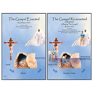 The Gospel Enacted-The Gospel Re-enacted