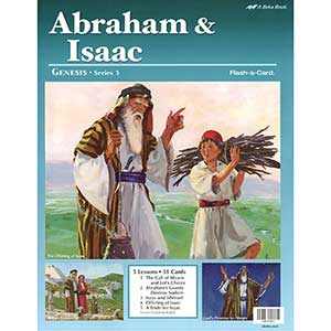 Abraham and Isaac Flash-a-Cards