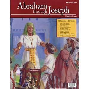 Abraham Through Joseph Flash-a-cards