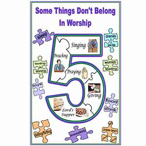 The Acts of Worship Poster