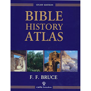 Carta's Bible History Atlas