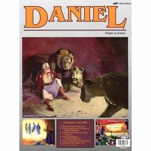 Daniel Flash-a-Cards