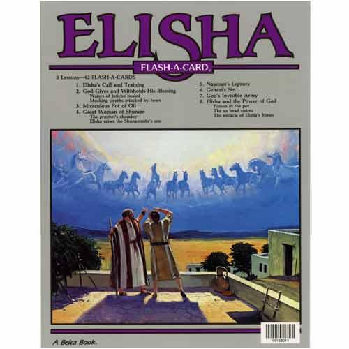 Elisha Flash-a-Cards