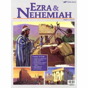 Ezra/Nehemiah Flash-a-Cards