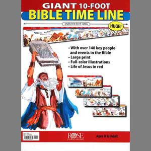 Classroom Giant 10ft Bible Timeline