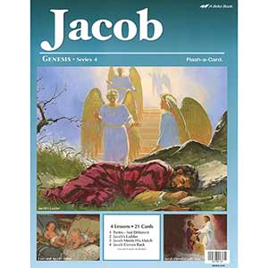 Jacob Flash-a-Cards
