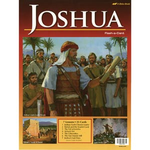 Joshua Flash-a-Cards