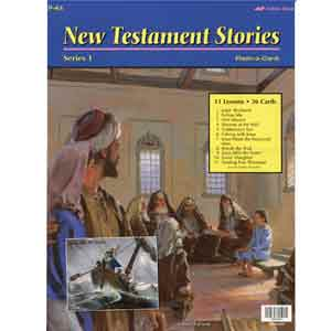 New Testament Stories 1 Flash-a-Cards