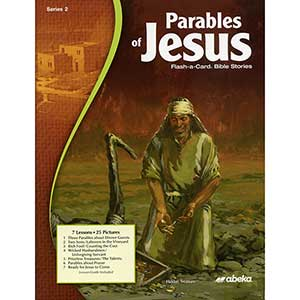 Parables of Jesus 2 Flash-a-Cards