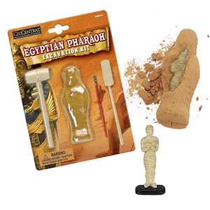 Pharaoh Mummy Dig Kit