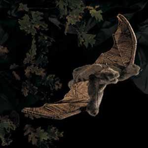 Brown Bat Puppet