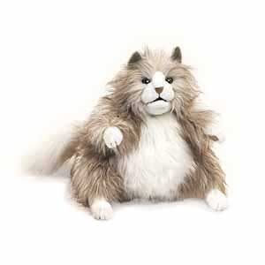 Fluffy Cat Puppet