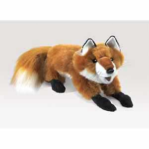 Red Fox (small) Puppet