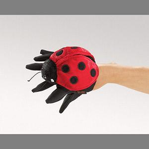 Ladybug Puppet (Small)