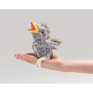 Baby Bird Finger Puppet