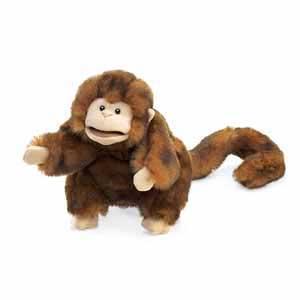 Monkey (Small) Puppet