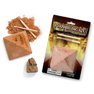Egyptian Pyramid Dig Kit
