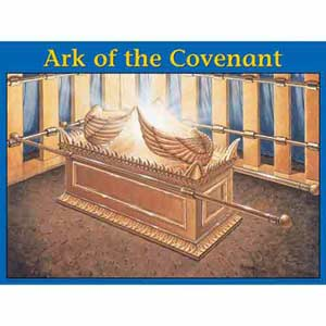 Ark of the Covenant Wall Chart