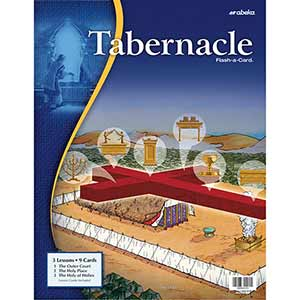 Tabernacle Flash-a-Cards