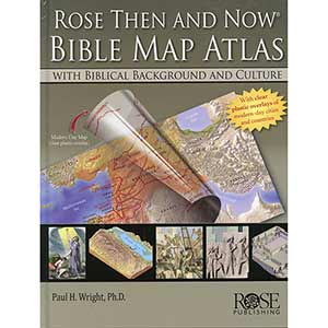 Then and Now Bible Map Atlas